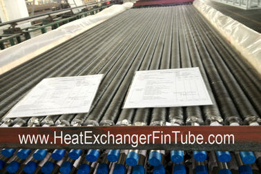 TP316 / 316L SMLS Stainless Steel  Air Cooling finned Tube / pipe