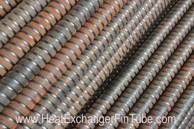 A179 seamless carbon steel corrugated slot heat exchangers tube​