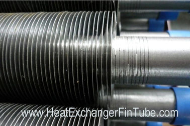 G Base Radial Cooling Fin Tube , SA210 GR A /C Seamless Carbon Steel Bolier Tube