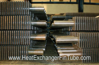 10# 20# 16Mn 20G 12Cr1MoVG H Fin / HH Fin Welded Heat Exchanger Tubes